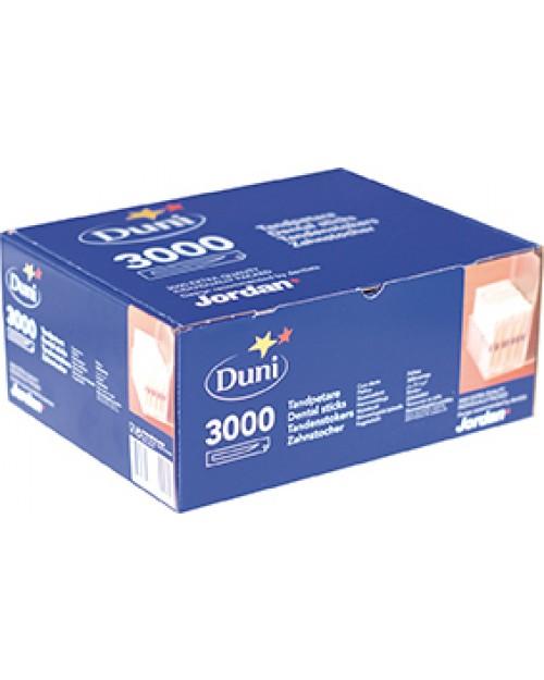 DUNI Οδοντογλυφίδες Σε Κουτί 5cm