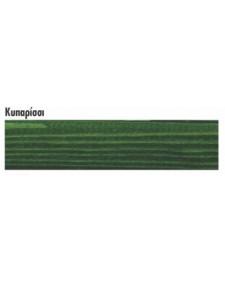 Συντηρητικό και διακοσμητικό βερνίκι DECOR xyloFARM AQUA - Κυπαρίσσι 750ml
