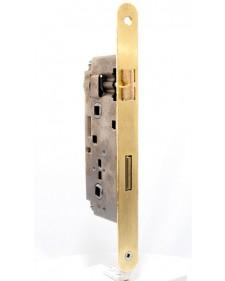 Κλειδαριά μεσόπορτας GEVY, 40 X 75 Τετράγωνη κίτρινη