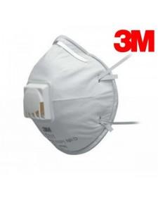 Μάσκα σωματιδίων 3M μιας χρήσης C111 FFP1  με βαλβίδα εκπνοής