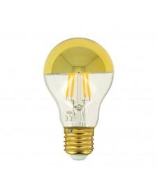Xanlite Λάμπα LED χρυσή βάση Deco Standard A60 Top Gold 2700K 419145
