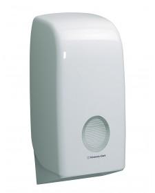 Kimberly Clark Professional Συσκευή Χαρτιού Υγείας σε Φύλλα Λευκή