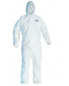 Kleenguard A30 Ολόσωμη Φόρμα Προστασίας με Κουκούλα Large