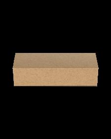Κουτί Ψητοπωλείου Τ24 (25x13x4,5 cm) ΚΡΑΦΤ Σουβλάκι 10KG
