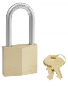Master Lock 140DLJ Λουκέτο Μακρύλαιμο 40mm -38mm Μπρούτζινο 140540112