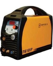 IMPERIA Ηλεκτροκόλληση Παλμικό Inverter TIG & MMA TIG 181 P 65646