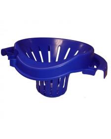 Sanitas Στίφτης μπλε με υποδοχή κονταριού