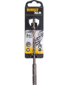 DeWALT Τρυπάνια XLR SDS PLUS Πλήρες Κεφάλι Καρβιδίου 6.5x160mm DT8916