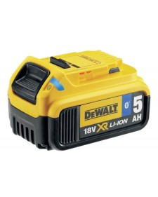 DEWALT Μπαταρία 18V 5.0Ah XR Li-Ion Tool Connect Bluetooth DCB184B