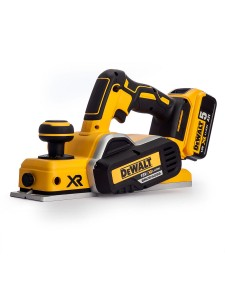 DEWALT Πλάνη Brushless 18V 2x5.0Ah μπατ. DCP580P2