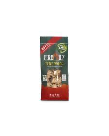 Προσάναμμα New Line fire wool 25τμχ