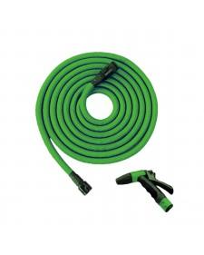 Λάστιχο επεκτεινόμενο 5-15m κήπου Aqua πράσινο HCGH4926