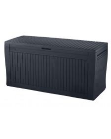 Μπαούλο Keter Comfy graphite 117x45x57cm 270lit 237034