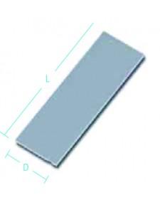 Ράφι μεταλλικό ES 80x25cm γκρι - ζεύγος