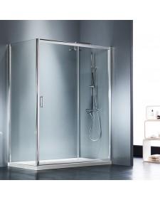 Καμπίνα Μπάνιου Starlet Slider Clear 180x130