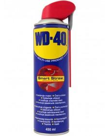Σπρέι Αντισκωριακό -Λιπαντικό Smart straw WD-40 450ml 002450120