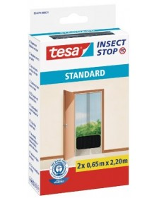 Tesa 55679 Σίτα Standard για πόρτες - μαύρη